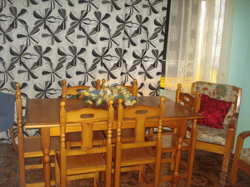 Salón - Piso en alquiler en calle Granada, Cruz de Caravaca en Almería - 112024019