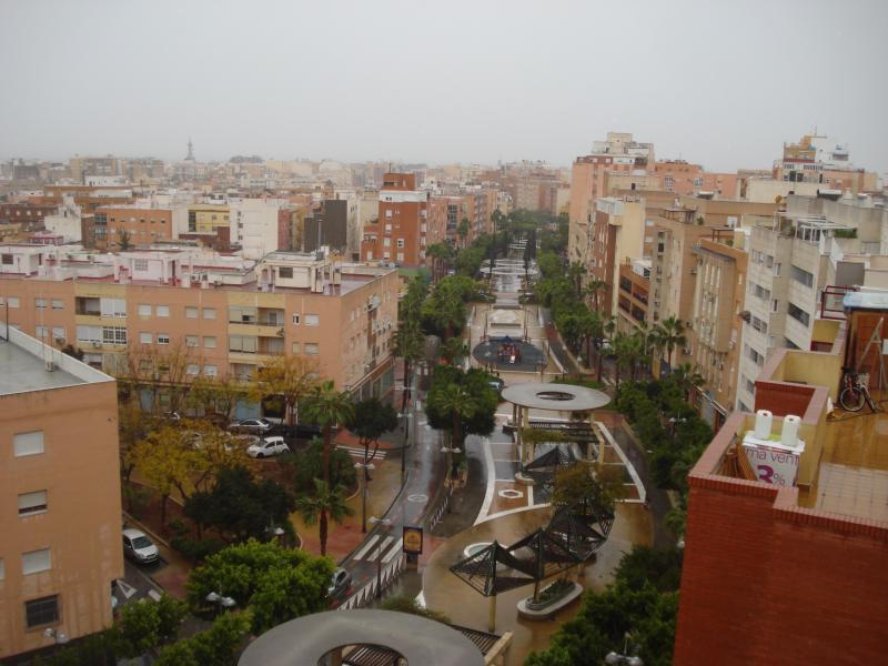 Vistas - Piso en alquiler en calle Granada, Cruz de Caravaca en Almería - 112024202