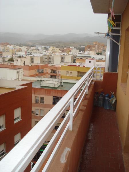 Vistas - Piso en alquiler en calle Granada, Cruz de Caravaca en Almería - 112024219