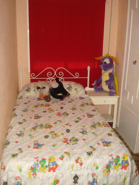 Dormitorio - Piso en alquiler en calle Granada, Cruz de Caravaca en Almería - 112024286