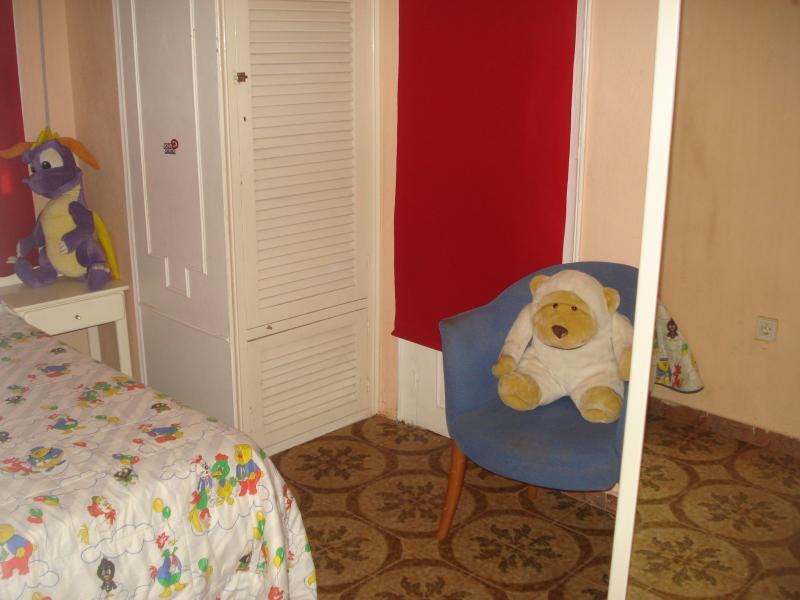 Dormitorio - Piso en alquiler en calle Granada, Cruz de Caravaca en Almería - 112024322