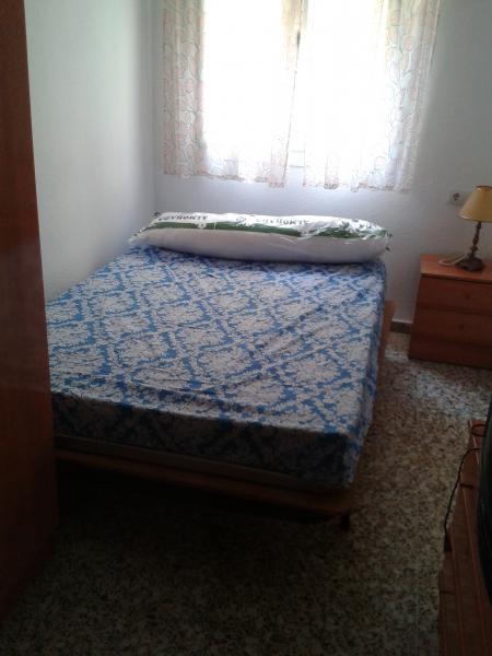 Dormitorio - Piso en alquiler en calle Maldonado Entrena, Centro Historico en Almería - 116452392