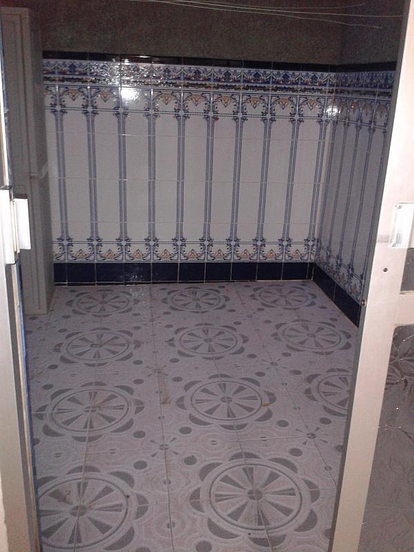 Patio - Piso en alquiler en calle Poeta Luis de Gongora, Nueva Andalucia en Almería - 124633355