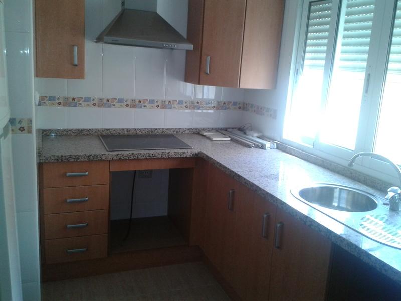 Cocina - Piso en alquiler en calle Tenor Iriarne, Oliveros en Almería - 117634823