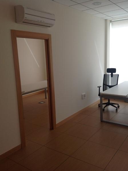 Despacho - Local comercial en alquiler en calle Fray Bernardo Martinez Noval, Nueva Almeria en Almería - 123503417