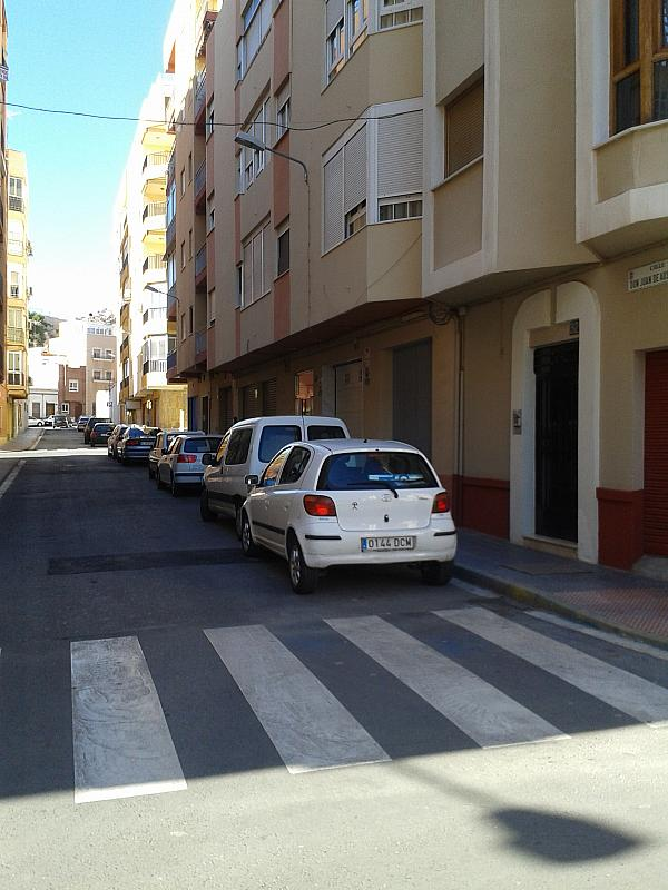 Fachada - Local comercial en alquiler en calle Juan de Austria, Pescaderia-La Almedina en Almería - 124758040