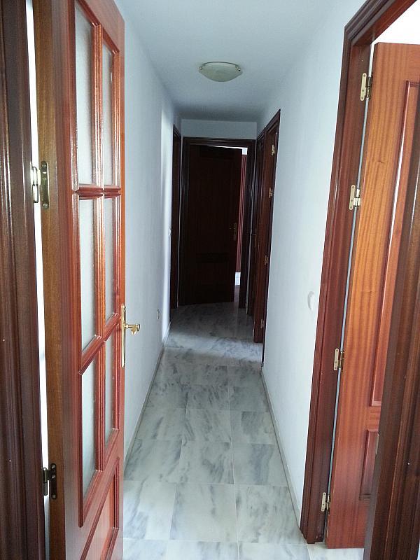 Pasillo - Piso en alquiler en carretera Alhadra, Los Molinos en Almería - 128192708