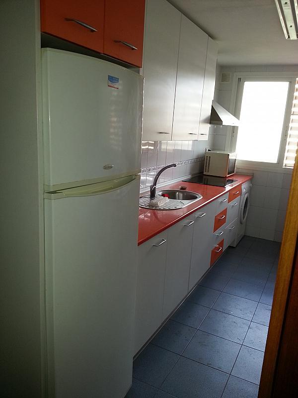 Cocina - Piso en alquiler en carretera Alhadra, Los Molinos en Almería - 128192755