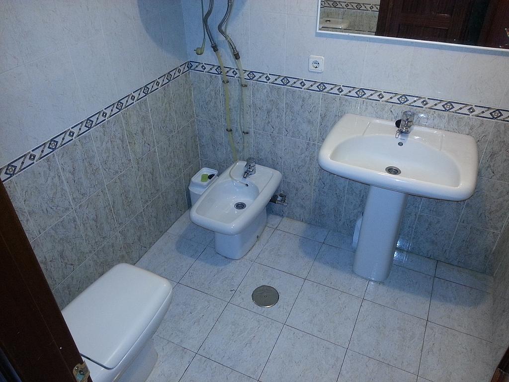 Baño - Piso en alquiler en carretera Alhadra, Los Molinos en Almería - 128192902