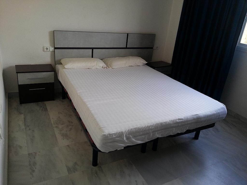 Dormitorio - Piso en alquiler en carretera Alhadra, Los Molinos en Almería - 128192923