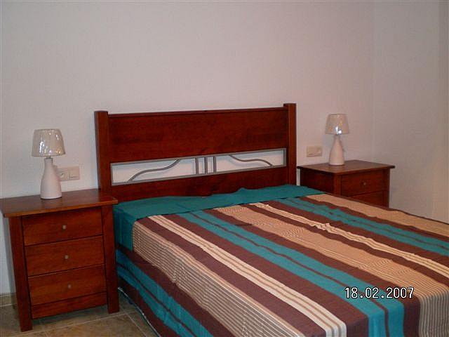 Dormitorio - Piso en alquiler en calle Maldonado Entrena, Centro Historico en Almería - 136026809