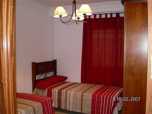 Dormitorio - Piso en alquiler en calle Maldonado Entrena, Centro Historico en Almería - 136026811