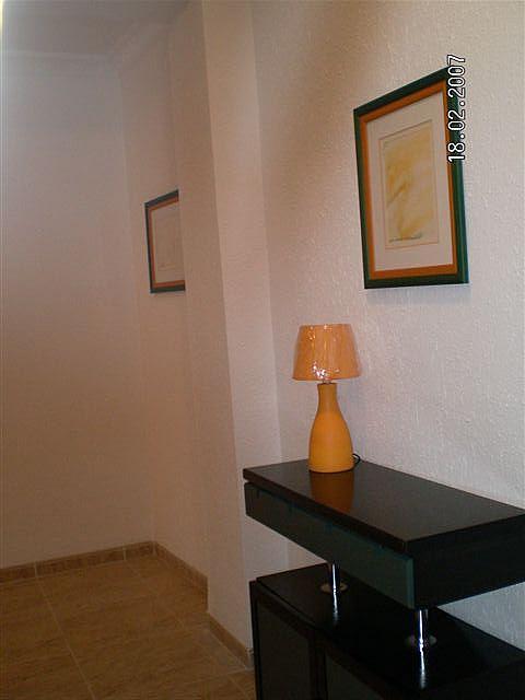 Salón - Piso en alquiler en calle Maldonado Entrena, Centro Historico en Almería - 136026817