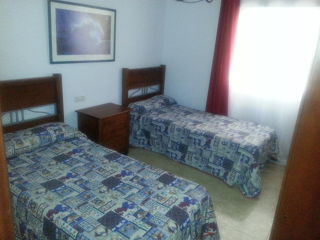Dormitorio - Piso en alquiler en calle Maldonado Entrena, Centro Historico en Almería - 136065722