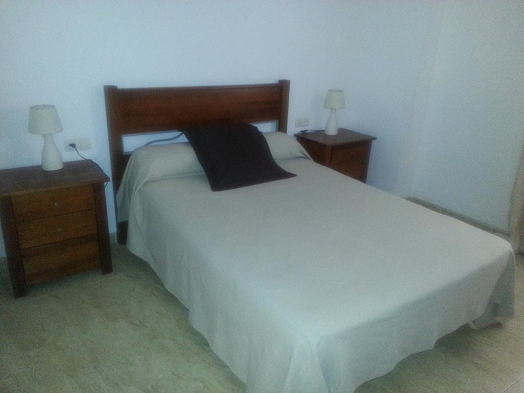 Dormitorio - Piso en alquiler en calle Maldonado Entrena, Centro Historico en Almería - 136065882