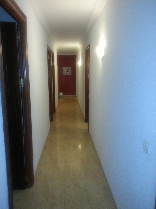 Pasillo - Piso en alquiler en calle Maldonado Entrena, Centro Historico en Almería - 136066103