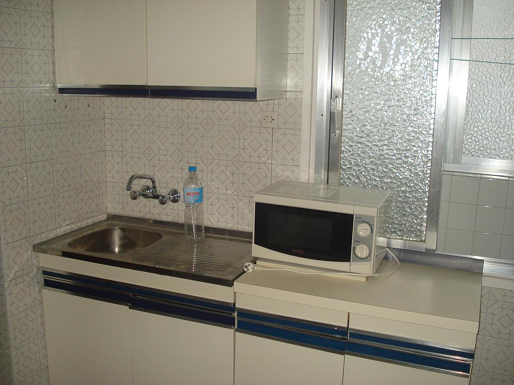 Cocina - Piso en alquiler en calle Alcalde Muñoz, Oliveros en Almería - 138571921