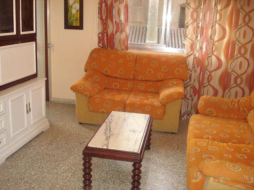 Salón - Piso en alquiler en calle Alcalde Muñoz, Oliveros en Almería - 138571925