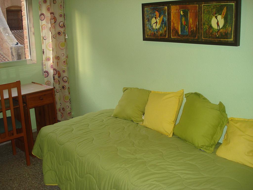 Dormitorio - Piso en alquiler en calle Alcalde Muñoz, Oliveros en Almería - 138571927