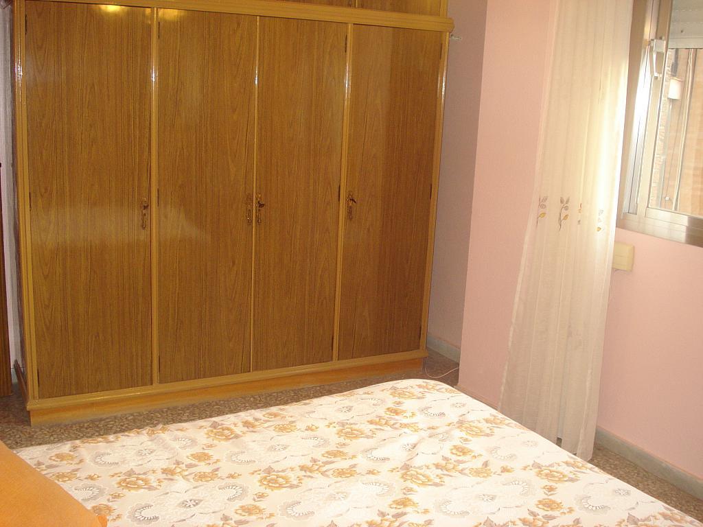 Dormitorio - Piso en alquiler en calle Alcalde Muñoz, Oliveros en Almería - 138571953