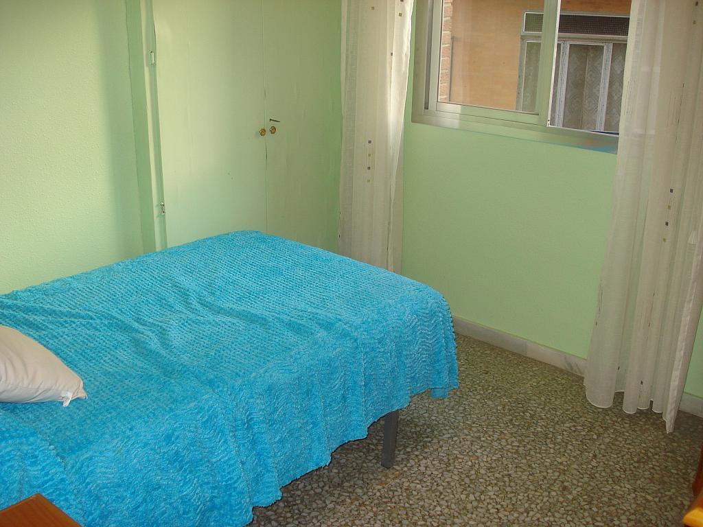 Dormitorio - Piso en alquiler en calle Alcalde Muñoz, Oliveros en Almería - 138571956