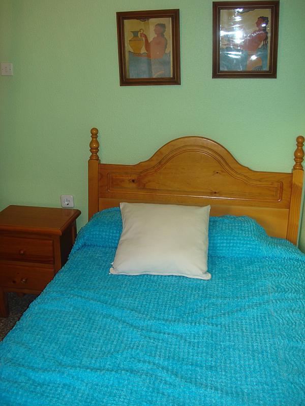 Dormitorio - Piso en alquiler en calle Alcalde Muñoz, Oliveros en Almería - 138571961