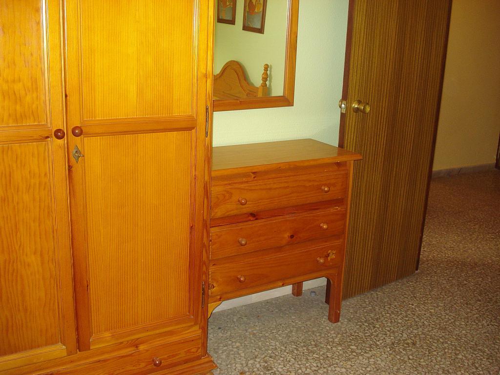 Dormitorio - Piso en alquiler en calle Alcalde Muñoz, Oliveros en Almería - 138571962