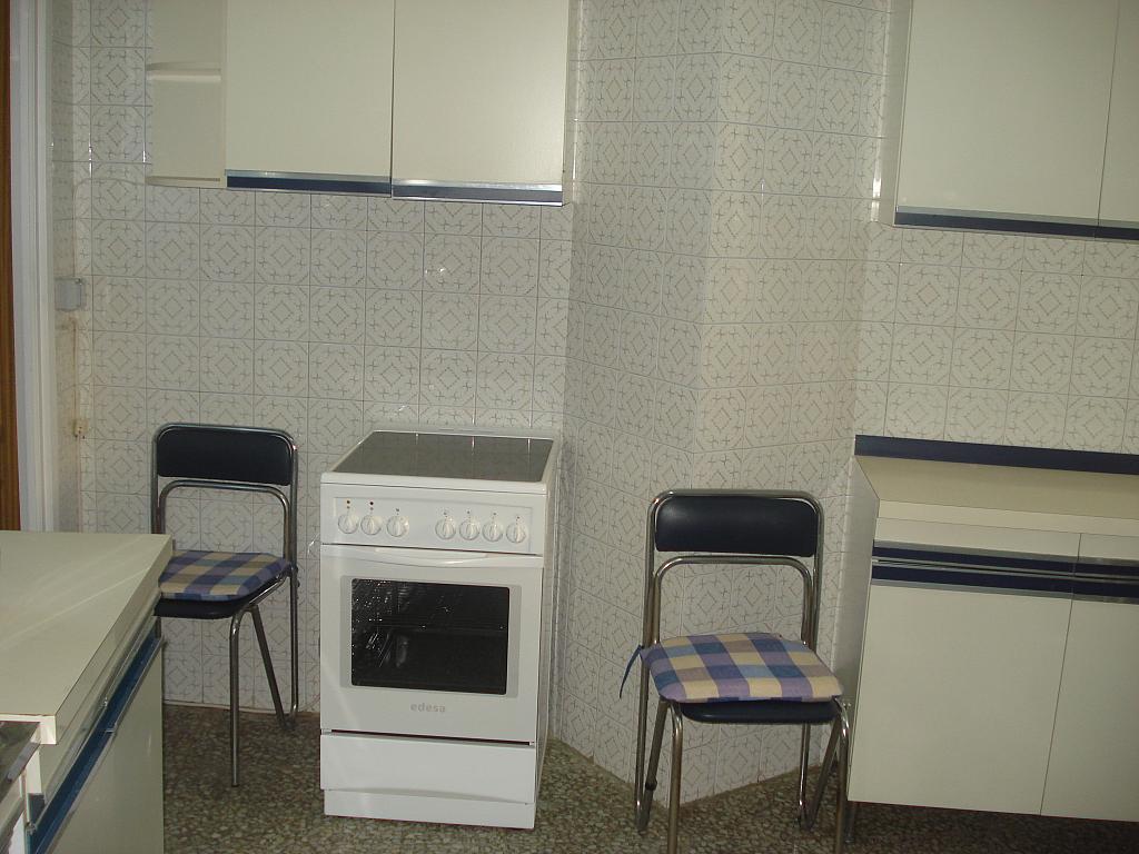 Cocina - Piso en alquiler en calle Alcalde Muñoz, Oliveros en Almería - 138572003