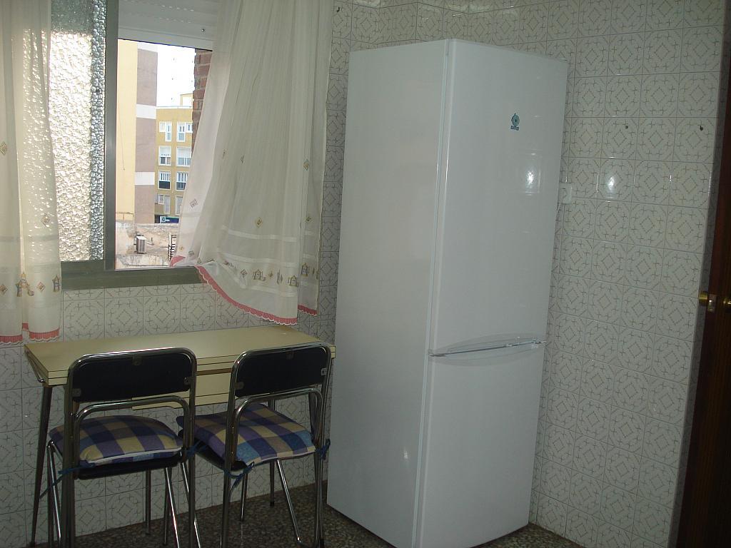 Cocina - Piso en alquiler en calle Alcalde Muñoz, Oliveros en Almería - 138572005