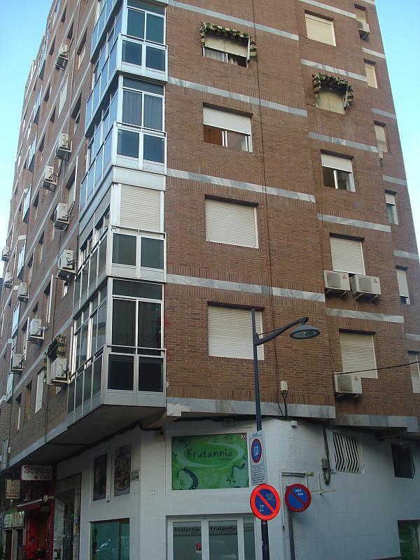 Fachada - Piso en alquiler en calle Alcalde Muñoz, Oliveros en Almería - 138572043
