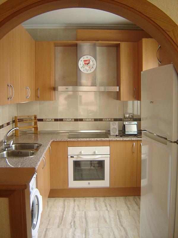 Cocina - Piso en alquiler en calle Leandro Fernandez de Moratin, Zapillo en Almería - 145203835