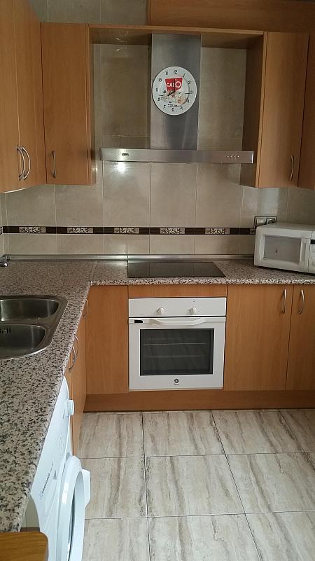 Cocina - Piso en alquiler en calle Leandro Fernandez de Moratin, Zapillo en Almería - 188947621