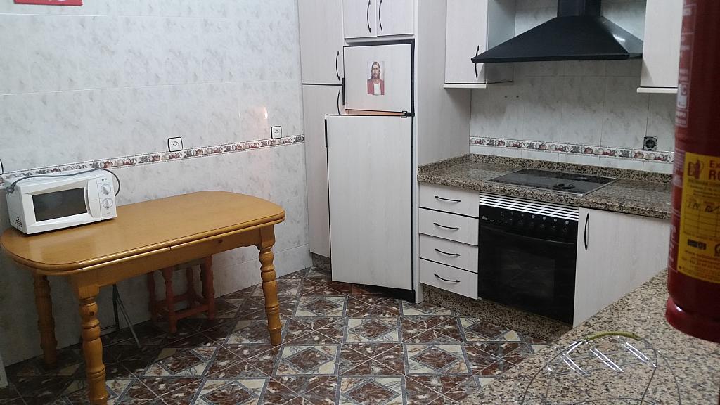 Cocina - Piso en alquiler en calle Terriza, Oliveros en Almería - 152649813