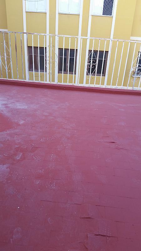 Terraza - Piso en alquiler en calle Terriza, Oliveros en Almería - 152656252