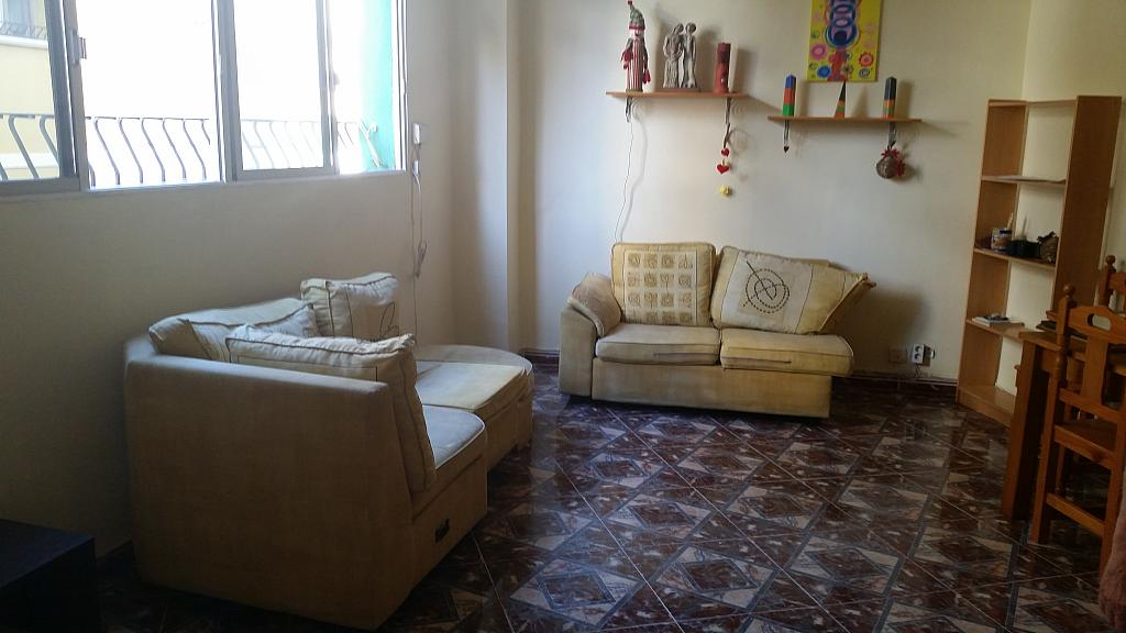 Salón - Piso en alquiler en calle Terriza, Oliveros en Almería - 152664697