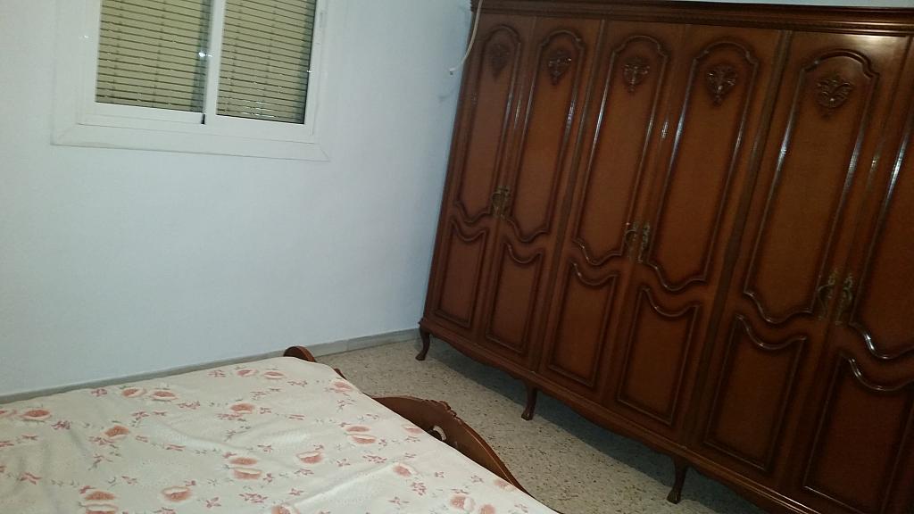 Dormitorio - Piso en alquiler en calle Guadalquivir, Colonia Los Angeles en Almería - 161752329