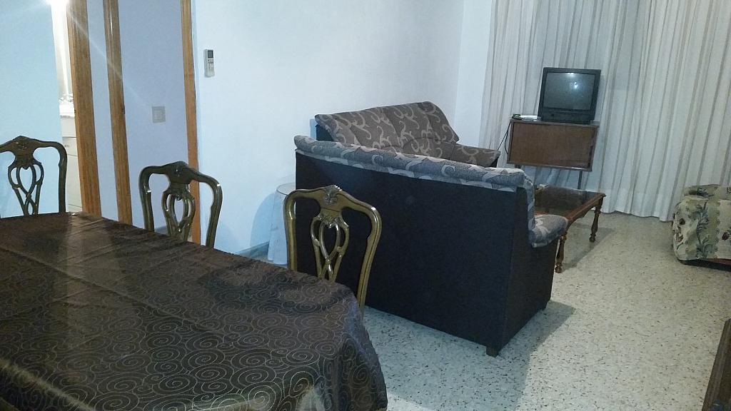 Salón - Piso en alquiler en calle Guadalquivir, Colonia Los Angeles en Almería - 161752409