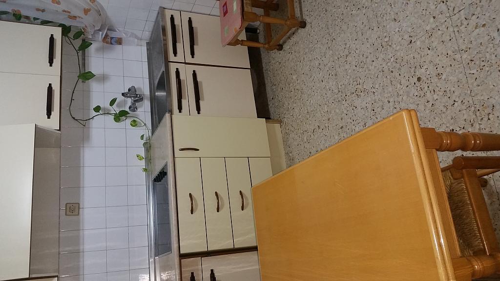 Cocina - Piso en alquiler en calle Guadalquivir, Colonia Los Angeles en Almería - 161752610