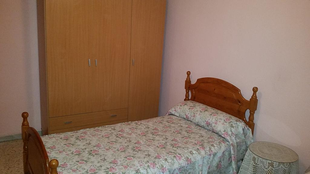 Dormitorio - Piso en alquiler en calle Guadalquivir, Colonia Los Angeles en Almería - 161752900