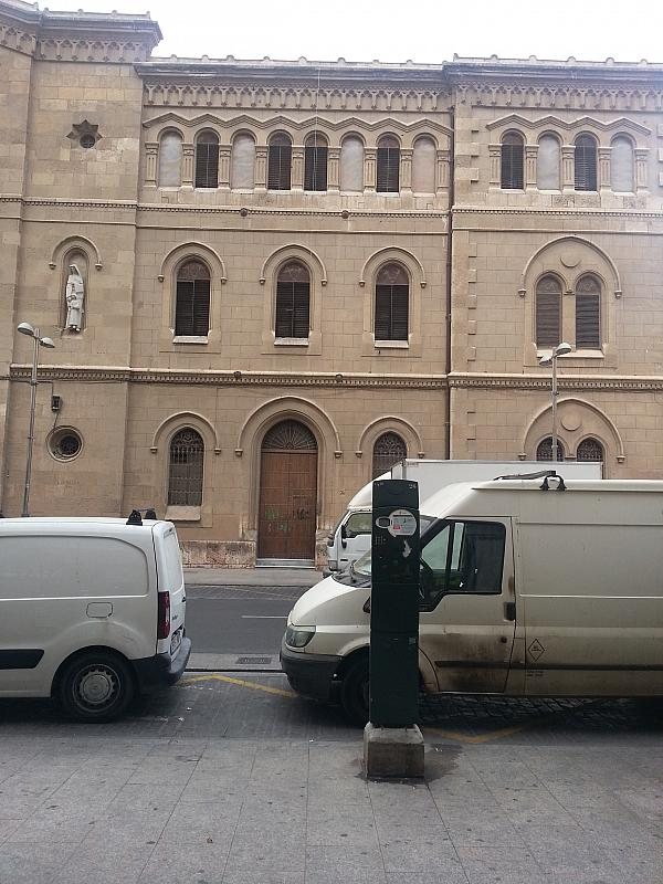 Vistas - Local comercial en alquiler en rambla Obispo Orbera, Rambla en Almería - 170135050