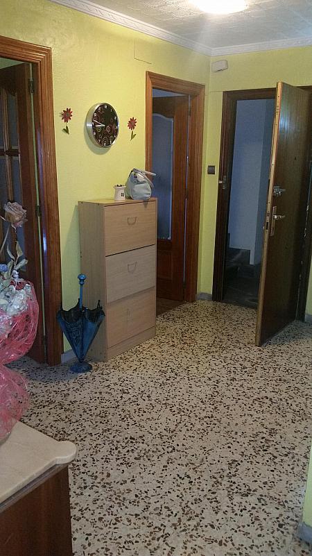 Vestíbulo - Piso en alquiler en calle Azorin, Nueva Andalucia en Almería - 204607386