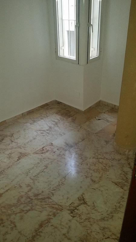 Dormitorio - Piso en alquiler en calle Castelar, Centro Historico en Almería - 207809326