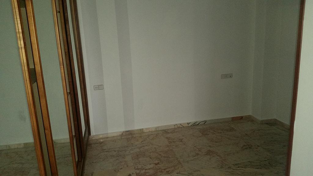 Dormitorio - Piso en alquiler en calle Castelar, Centro Historico en Almería - 207809368