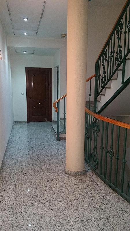 Zonas comunes - Piso en alquiler en calle Castelar, Centro Historico en Almería - 207809482
