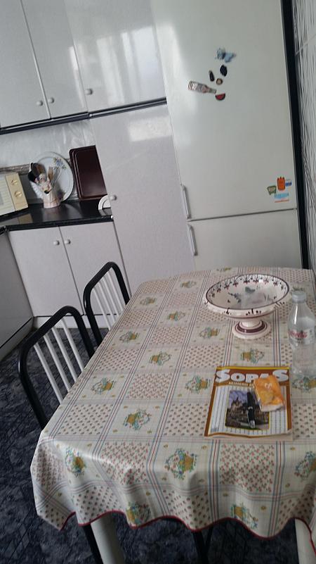 Cocina - Piso en alquiler en calle Regocijos, Centro Historico en Almería - 214424069