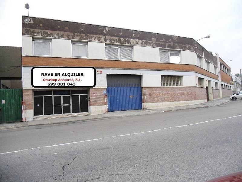 Foto - Nave industrial en alquiler en calle Camps Blancs, Camps Blancs en Sant Boi de Llobregat - 242243551