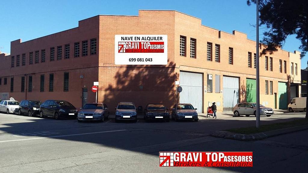 Foto - Nave industrial en alquiler en calle Eixampleestruch, Prat de Llobregat, El - 307670267