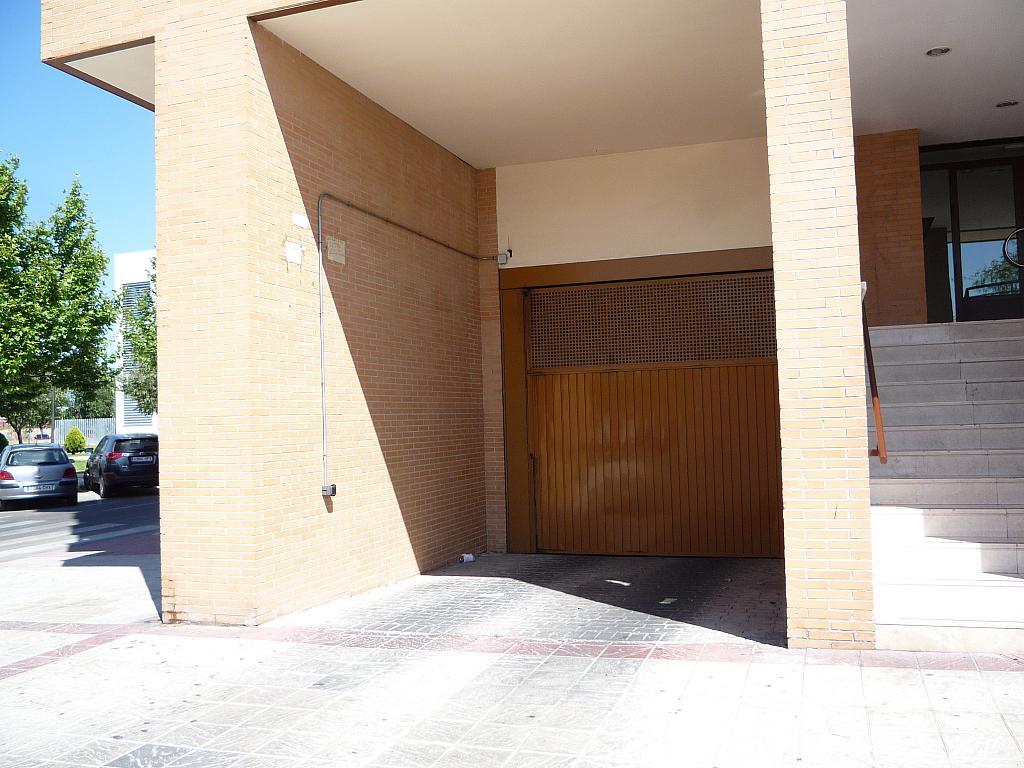 Fachada - Garaje en alquiler en calle Torroja, Centro en Getafe - 199385000