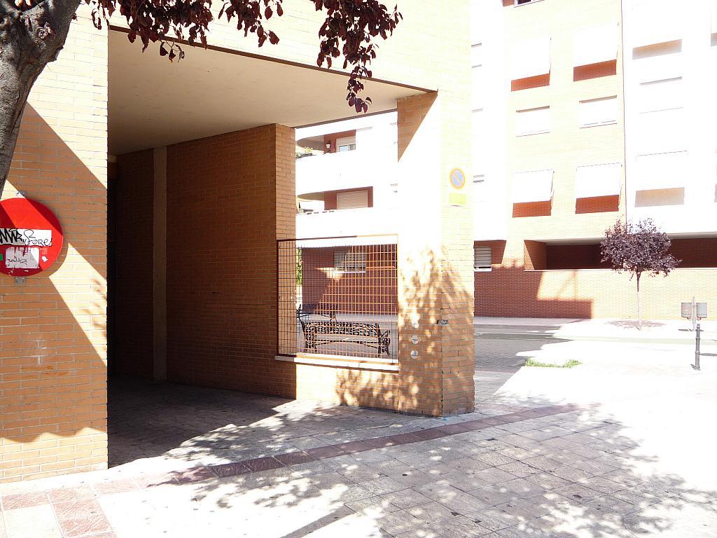 Fachada - Garaje en alquiler en calle Torroja, Centro en Getafe - 199385045