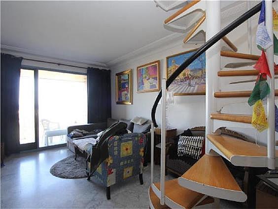 Ático en alquiler en calle Salvador Espriu, La Vila Olímpica en Barcelona - 331829477